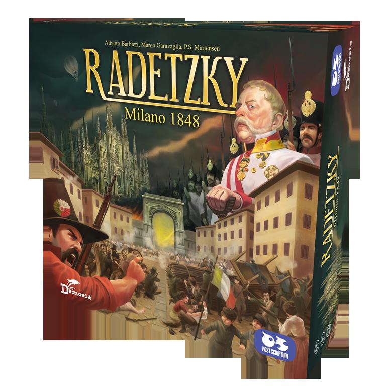 radetzky scatola