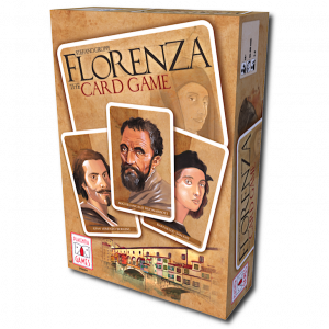 florenza card game scatola