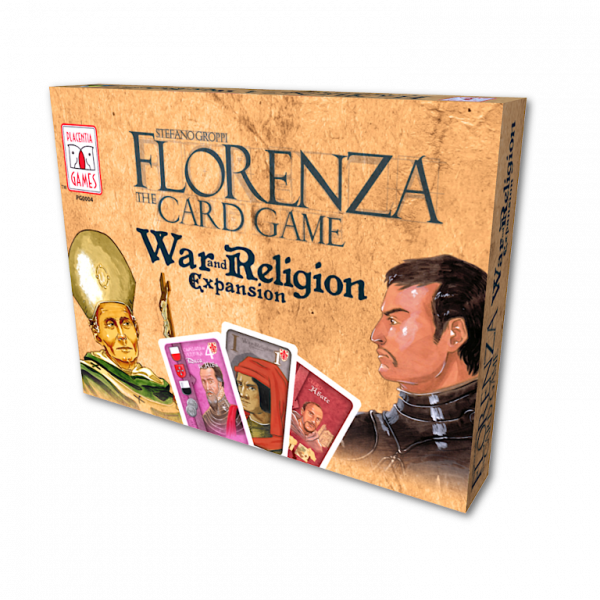 florenza card game espansione scatola