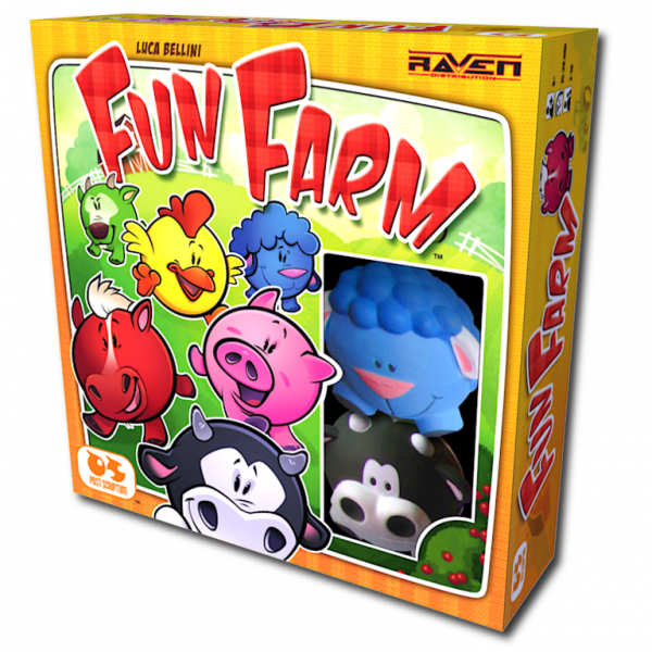 scatola fun farm