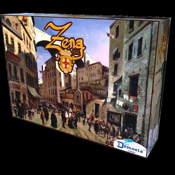 zena 1814 scatola