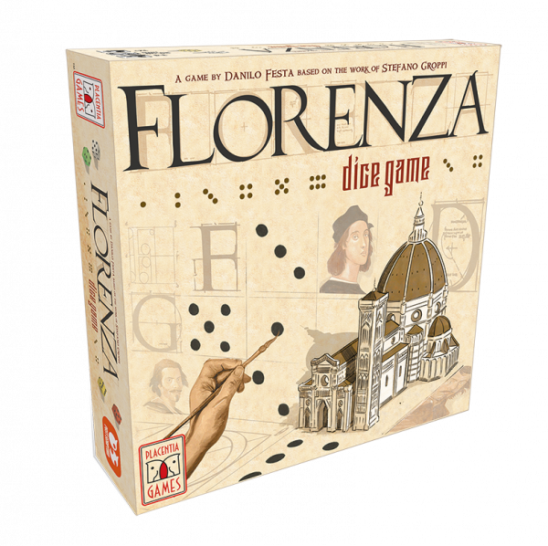 scatola florenza dice game