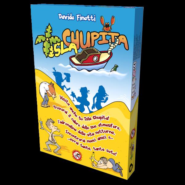 isla chupita scatola
